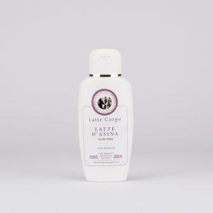 Latte corpo al latte d'asina Bio